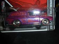 HOT WHEELS / HW  vw   GARAGE   squareback / RR /  mags /  60's   STYLE..!