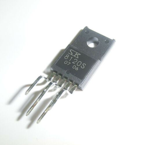 5PC 12V 3A Switching Regulator IC DC//DC Converter 8120S SI8120S SK8120S SI-8120S