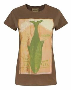 Boxtrolls-Fish-Women-039-s-T-Shirt