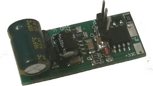 Funktionstaste F0-F28 oder Weichenadresse s MD SWD DCC Servodecoder mit Servo