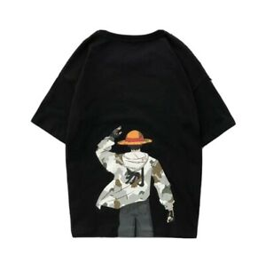 Anime tshirt popular one peace