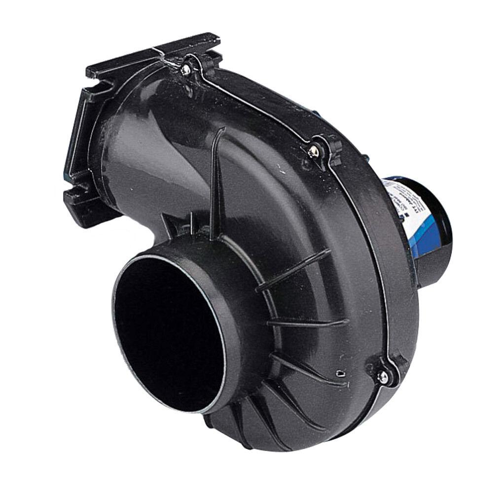 Jabsco 4   250 CFM Flangemount Blower - 12V model 35400-0000