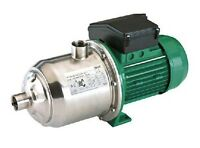 Wilo 4024293/12w21/54198 Multistage No Self Priming Pump In 3 Phase