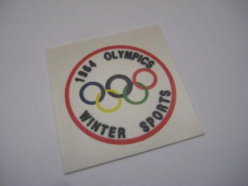 Citroen Safari Winter Olympic Sports B2G1F Corgi 475 Water Slides