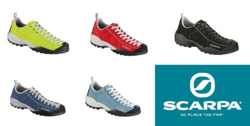 Scarpa Mojito 32605 Sneaker Dames Et Messieurs Noir Vert Bleu Rouge