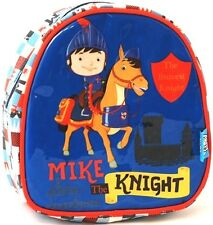 MIKE THE KNIGHT CHILDREN'S MINI BACKPACK BRAND NEW WITH TAGS THE BRAVEST KNIGHT