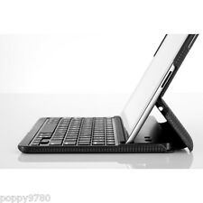 New Zagg ZAGGfolio Case for Apple iPad 2 & 3 w/ Bluetooth Keyboard Carbon/ Black
