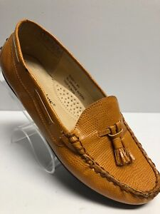 176bdc7458d MSRP  62 Comfortview Loafers Flats Size 8 WIDE Brown Vegan Leather ...