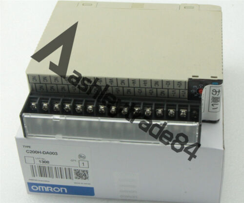 NEW IN BOX Omron C200H-DA003 C200HDA003
