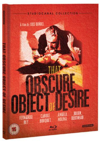 That Obscure Object of Desire Blu-ray (2012) Fernando Rey ***NEW***