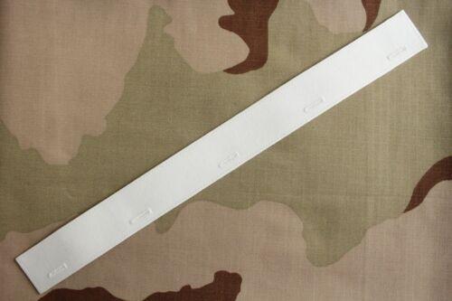 USMC MARINE CORPS CHOKER DRESS JACKET WHITE COTTON BUTTON-IN COLLAR LINER 15 1//2
