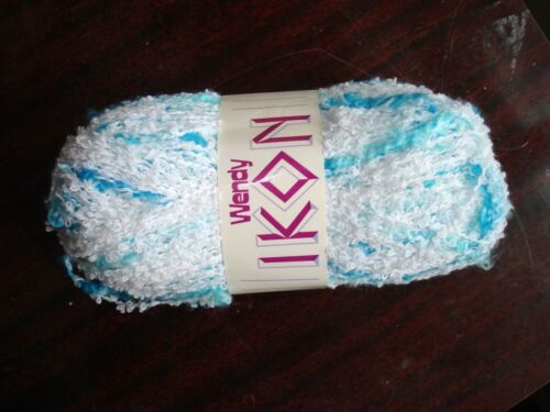 Ikon nubby cotton blend yarn by Wendy