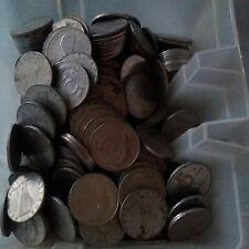 monete repubblica italiana lotto 130 pezzi da lire 5 tipo delfino no rara