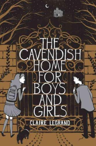 1 von 1 - The Cavendish Home for Boys and Girls von Claire Legrand (2013, Taschenbuch)