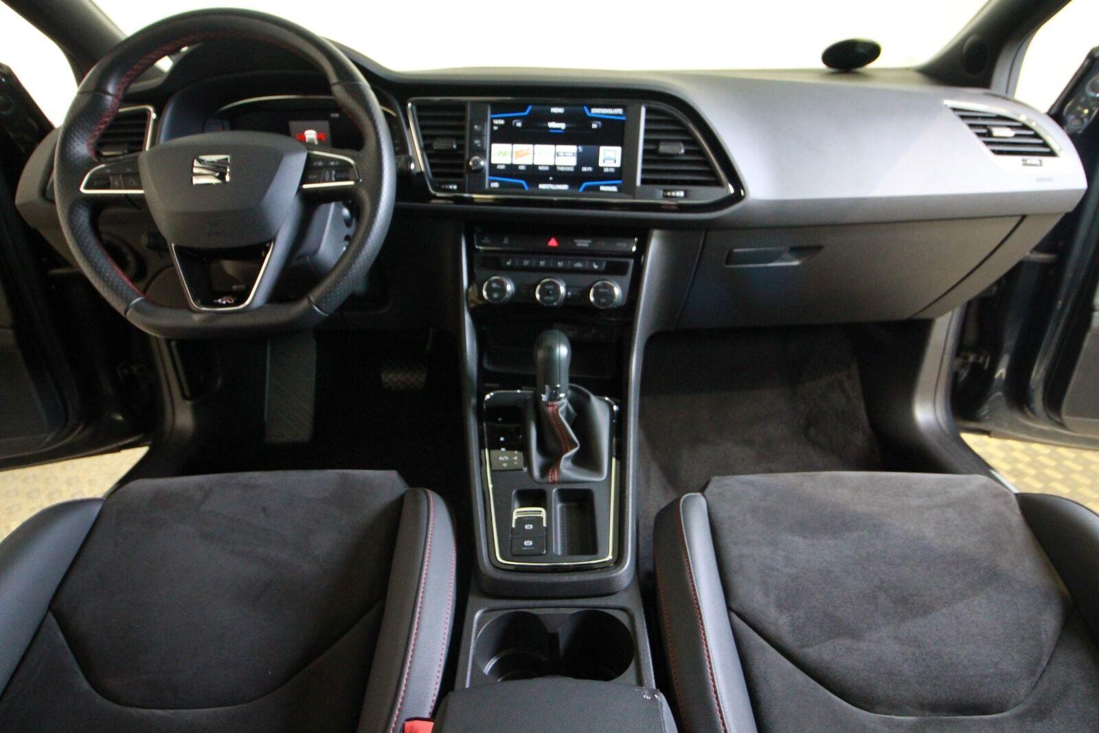 Seat Leon TSi 150 FR Black Line+ ST DSG