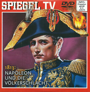 DVD-Spiegel-TV-Nr-40-1813-Napoleon-und-die-Voelkerschlacht