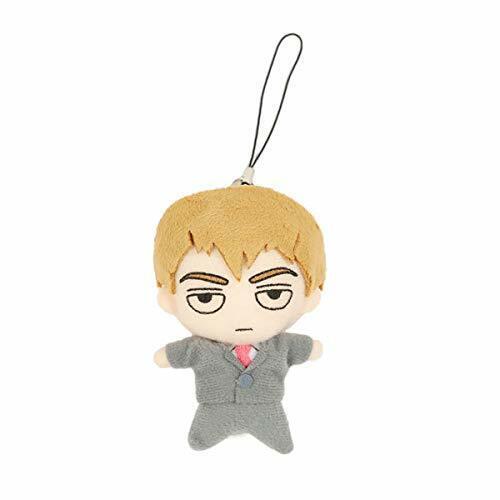 B Reimaboroshishin Takashi *Mob psycho 100 stuffed strap