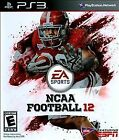 NCAA Football 12 (Sony PlayStation 3, 2011)