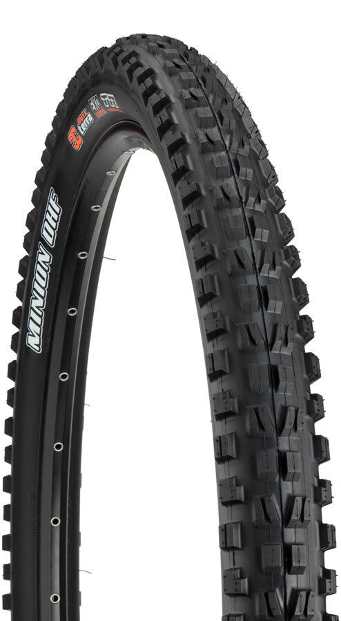 Maxxis Minion DHF Tire 27.5 x 2.80, 120tpi, 3C MaxxTerra  Compound, EXO+ Prede...  beautiful