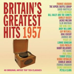 Various-Artists-Britain-039-s-Greatest-Hits-1957-Various-New-CD