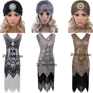 1920s-Dress-Flapper-Costumes-Great-Gatsby-Evening-Gowns-Fringe-Dresses-Plus-Size