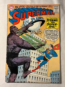 Superman DC #138  Great condition. see photos.