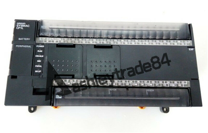 1pcs Used Omron PLC CP1L-M60DT-A tested