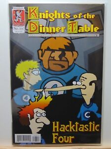 Knights of the Dinner Table #161 Hackmaster D/&D  Comics CB6859