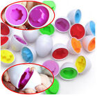 NEU Education Learning Pretend Play Kitchen Eggs Puzzle Smart Kids Baby Toy Gift