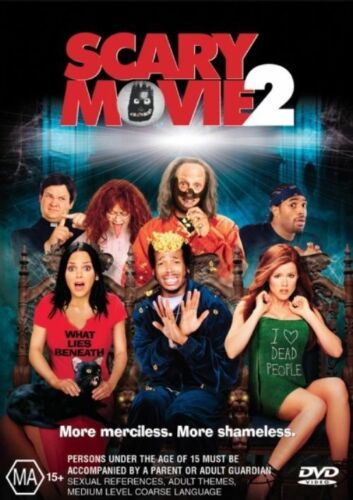 1 of 1 - Scary Movie 2 (DVD)