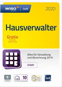 Download-Version-WISO-Hausverwalter-2020-Start-10-Wohneinheiten