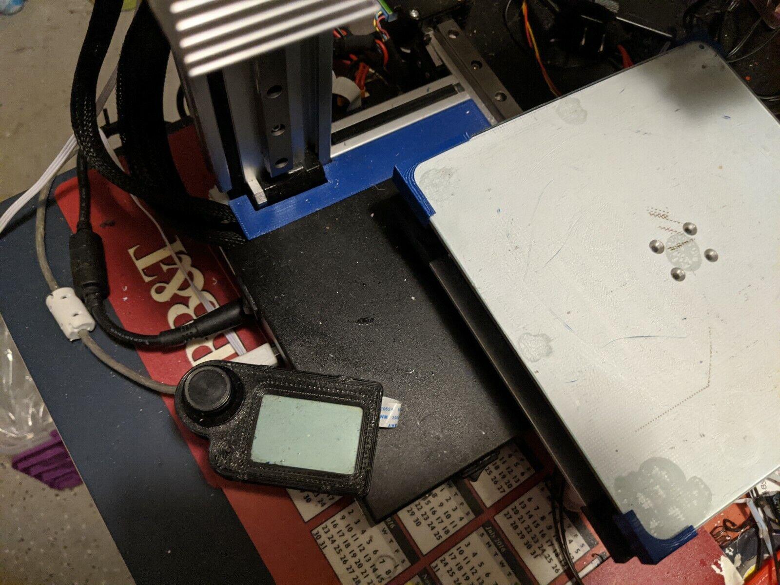 Cetus 3D Printer MKII (upgraded used) E3D titan w smoothie