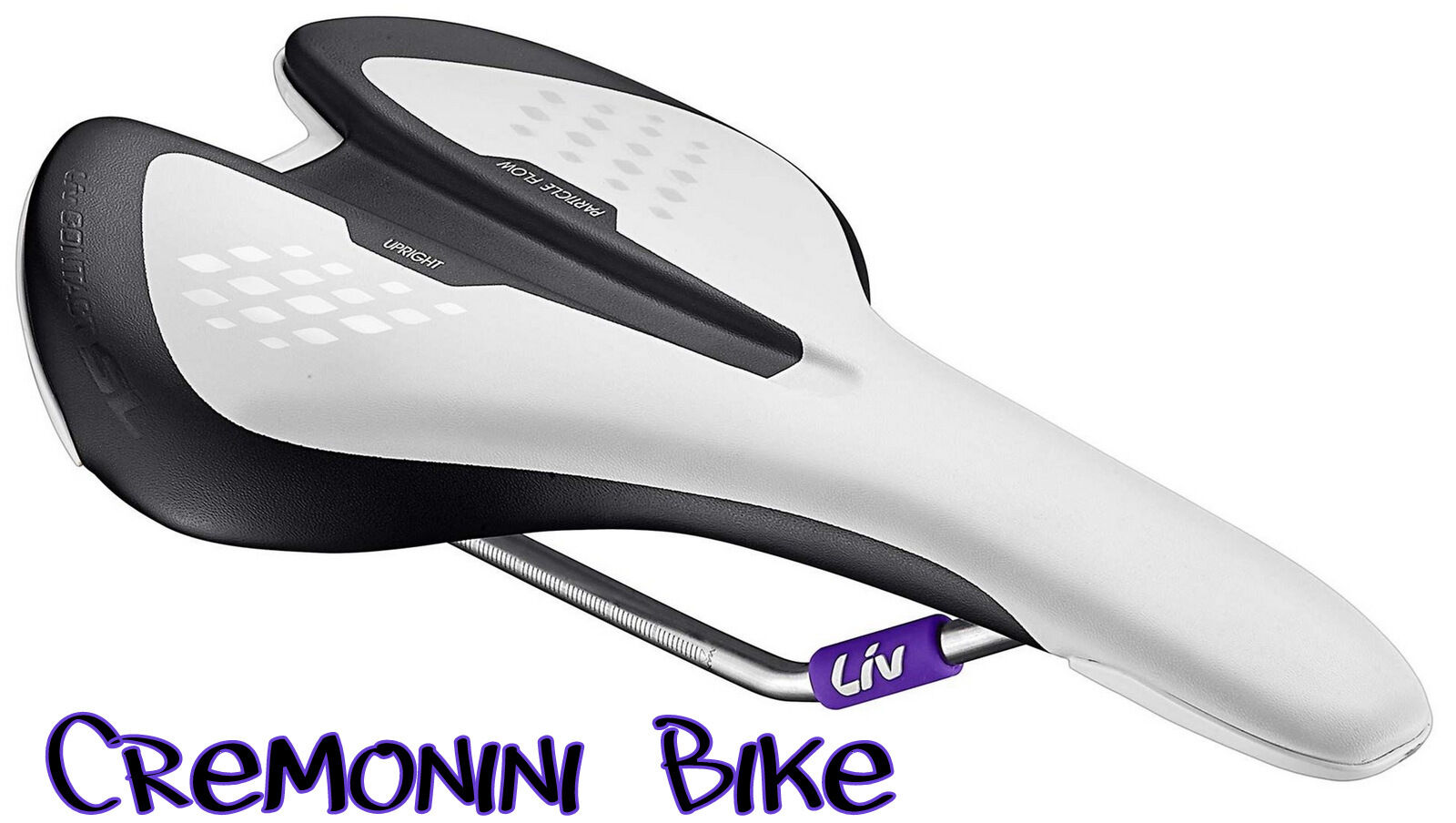 GIANT LIV sella bici donna CONTACT CONTACT CONTACT SL UPRIGHT woman ciclismo bike saddle comoda 2134e7