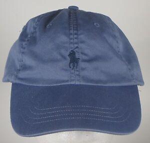 7839e7f9cb44 Polo Ralph Lauren Men s Classic Cotton Chino Sports Cap One Size ...