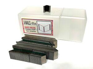 420pc V-Nails V-Nail 1/2 inch (12mm) for Hardwood Type: UNI Picture Framing