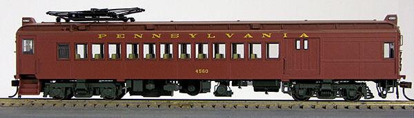 HO Pennsy Pre-War Non-Powered Combine MUmP54 (1-94586)