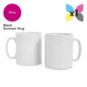 graphic regarding Printable Mugs referred to as Information around 1 Blank Simple White Durham Mug for Sublimation Printable Dishwasher Harmless