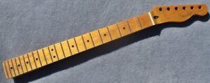 New-Fender-Roasted-Maple-Neck-Telecaster-Maple-Fingerboard-MIM-22-fret