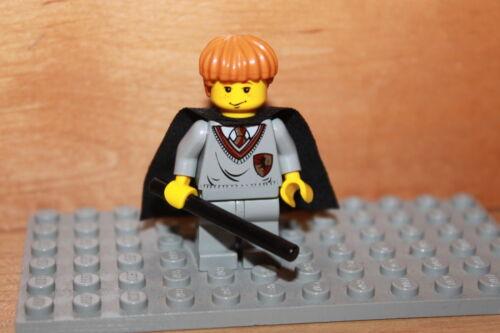 Figur Ron Weasley Gryffindor Shield Torso und Umhang 4709 Lego Harry Potter