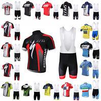 HOT Style Cycling Jersey Comfortable Bike/Bicycle Outdoor jersey & Bib Short Set