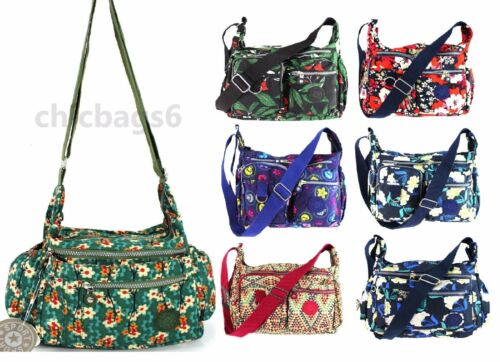 Women Ladies Hobo Messenger Fashion Cross Body Canvas Shoulder Handbag UK SELLER