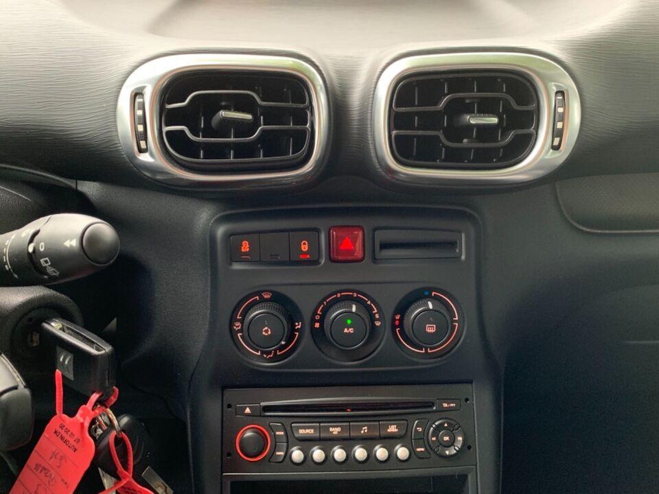 Citroën C3 Picasso 1,6 HDi 90 Seduction Diesel modelår 2013