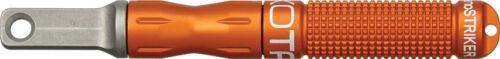 Exotac Nanostriker XL usiné CNC ferrocérium Rod Firestarter Orange 3100-ORG