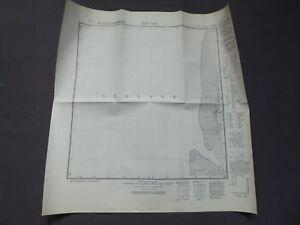 Landkarte-Messtischblatt-0816-Haff-Sand-Insel-Roem-um-1945-heute-Daenemark