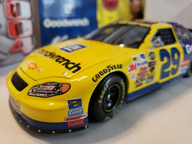 Nascar #29 Kevin Harvick GM Goodwrench RCR 35th Anniversary Action 1//64 Elite