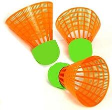 """Speed-Badminton Bälle /""""High-Speed/"""" Set von 3 Stück"""