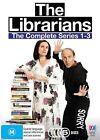 The Librarians : Series 1-3 (DVD, 2013, 5-Disc Set)
