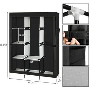 High Quality 71 4 Tier Portable Closet
