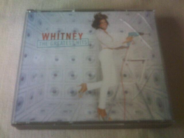 WHITNEY HOUSTON - THE GREATEST HITS - 2 CD ALBUM