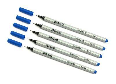 Metallspitze 0,4 mm 20 x Fineliner Feinschreiber Farbe wählbar mit Kappe